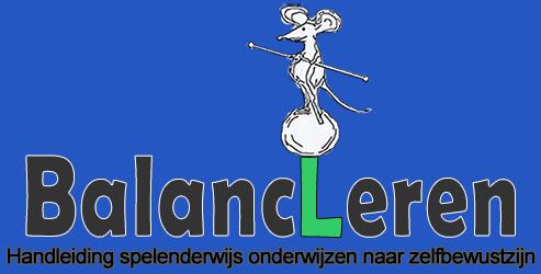BalancLeren - Spelenderwijs onderwijzen naar zelfbewustzijn - Elles Smit logo